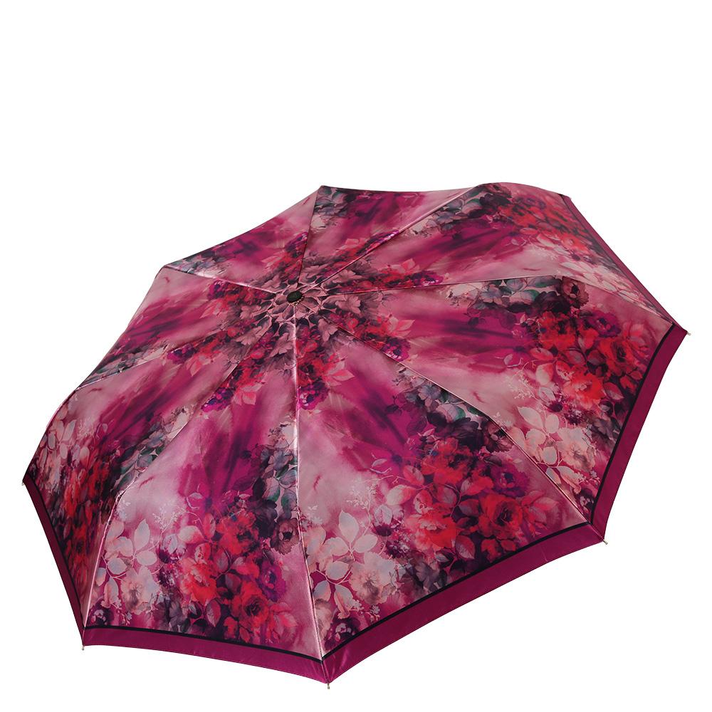 Зонт женский Fabretti, цвет: красный. S-17101-5S-17101-5Классический женский зонт от итальянского бренда Fabretti. Элегантный и женственный розовый оттенок в сочетании с ярким цветочным принтом с легкостью подчеркнут ваш вкус и сделают вас неотразимой в любую непогоду! Значительным преимуществом данной модели является система антиветер, которая позволяет выдержать сильные порывы ветра. Материал купола – сатин. Он невероятно изящен, приятен на ощупь, обладает высокой прочностью, а также устойчив к выцветанию. Эргономичная ручка сделана из высококачественного пластика-полиуретана с противоскользящей обработкой.