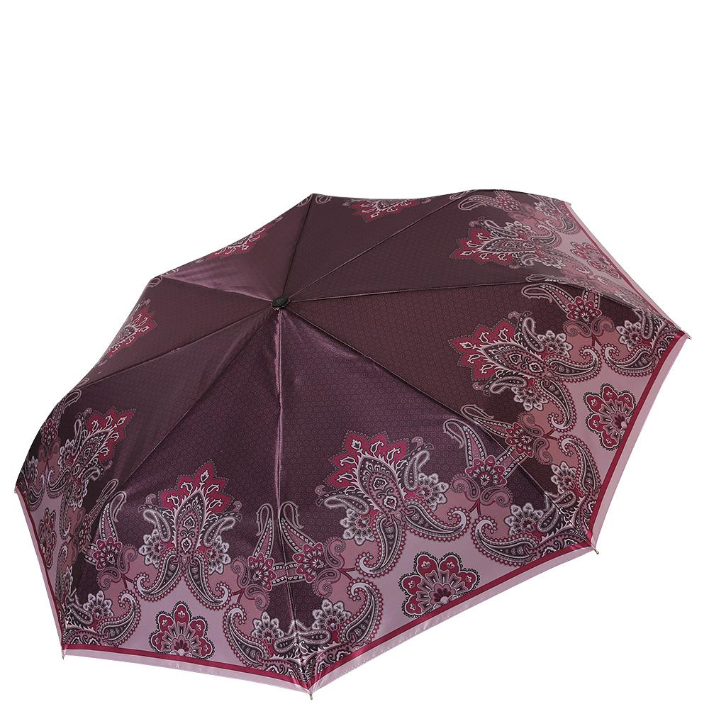 Зонт женский Fabretti, цвет: коричневый. S-17102-6S-17102-6Классический женский зонт от итальянского бренда Fabretti.Стильный коричневый цвет в сочетании с роскошным принтом в стиле барокко с легкостью подчеркнут ваш вкус и сделают вас неотразимой в любую непогоду! Значительным преимуществом данной модели является система антиветер, которая позволяет выдержать сильные порывы ветра. Материал купола – сатин. Он невероятно изящен, приятен на ощупь, обладает высокой прочностью, а также устойчив к выцветанию. Эргономичная ручка сделана из высококачественного пластика-полиуретана с противоскользящей обработкой.