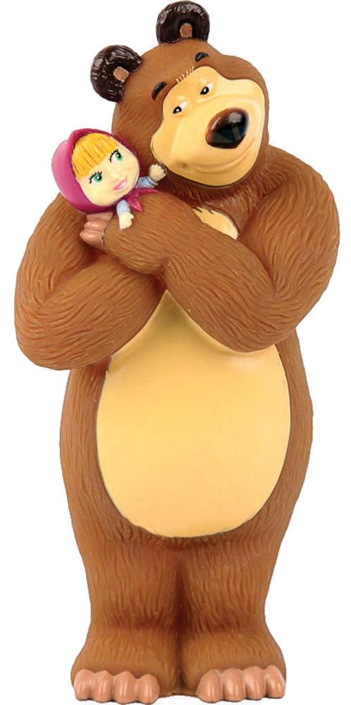 Маша и Медведь Игрушка Мишка с Машей на руках