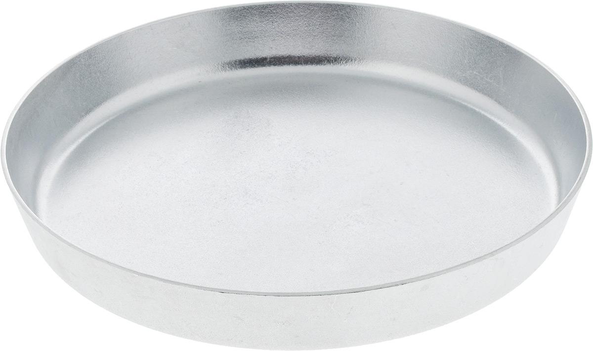 Сковорода Алита Дарья без ручки, с антипригарным покрытием. Диаметр 30 см. 1400014000Сковорода Алита Дарья без ручки изготовлена из литого алюминиевого сплава AK5M2П с двухсторонним антипригарным покрытием. Благодаря такому покрытию, пища не пригорает и не прилипает к стенкам, готовить можно с минимальным количеством масла и жиров. Такая сковорода прекрасно подходит для приготовления повседневных блюд. Гладкая поверхность обеспечивает легкость ухода за посудой. Сковорода подходит для духовки, а также для газовых, электрических и стеклокерамических плит. Диаметр сковороды (по верхнему краю): 30 см. Высота стенки: 4,5 см.