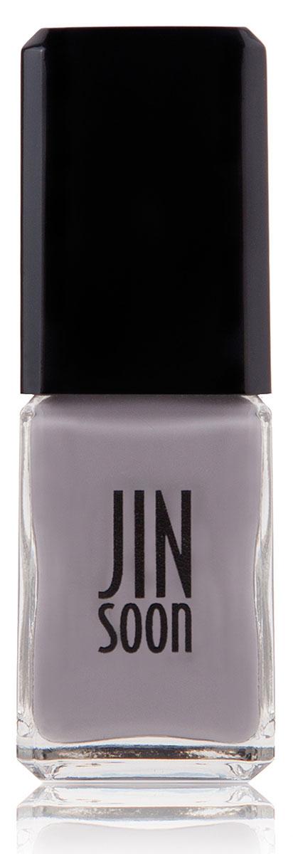 JINsoon Лак для ногтей №111 Auspicious 11 млJS111Лак для ногтей JINsoon Auspicious – светло-серый оттенок высокой плотности. Безопасная, здоровая формула big 5 free (не содержит формальдегид, толуэн, дибутилфталат, камфору и формальдегидные смолы), предотвращает повреждение ногтей и уменьшает воздействие потенциально вредных токсинов.