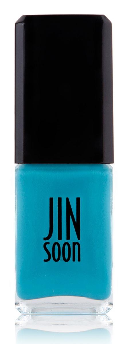 JINsoon Лак для ногтей №119 Poppy Blue 11 млJS119Лак для ногтей JINsoon Poppy Blue – голубой оттенок высокой плотности. Безопасная, здоровая формула big 5 free (не содержит формальдегид, толуэн, дибутилфталат, камфору и формальдегидные смолы), предотвращает повреждение ногтей и уменьшает воздействие потенциально вредных токсинов.