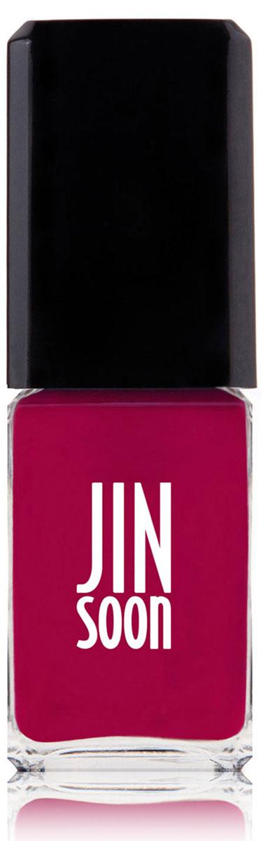 JINsoon Лак для ногтей №128 Cherry Berry 11 млJS128Лак для ногтей JINsoon Cherry Berry – ягодный оттенок высокой плотности. Безопасная, здоровая формула big 5 free (не содержит формальдегид, толуэн, дибутилфталат, камфору и формальдегидные смолы), предотвращает повреждение ногтей и уменьшает воздействие потенциально вредных токсинов.
