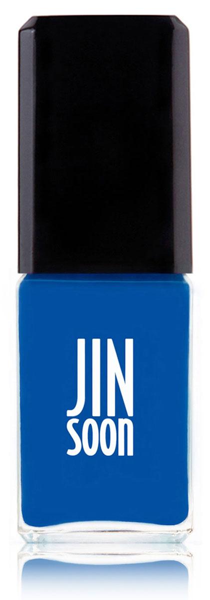 JINsoon Лак для ногтей №129 Cool Blue 11 млJS129Лак для ногтей JINsoon Cool Blue – синий оттенок высокой плотности. Безопасная, здоровая формула big 5 free (не содержит формальдегид, толуэн, дибутилфталат, камфору и формальдегидные смолы), предотвращает повреждение ногтей и уменьшает воздействие потенциально вредных токсинов.