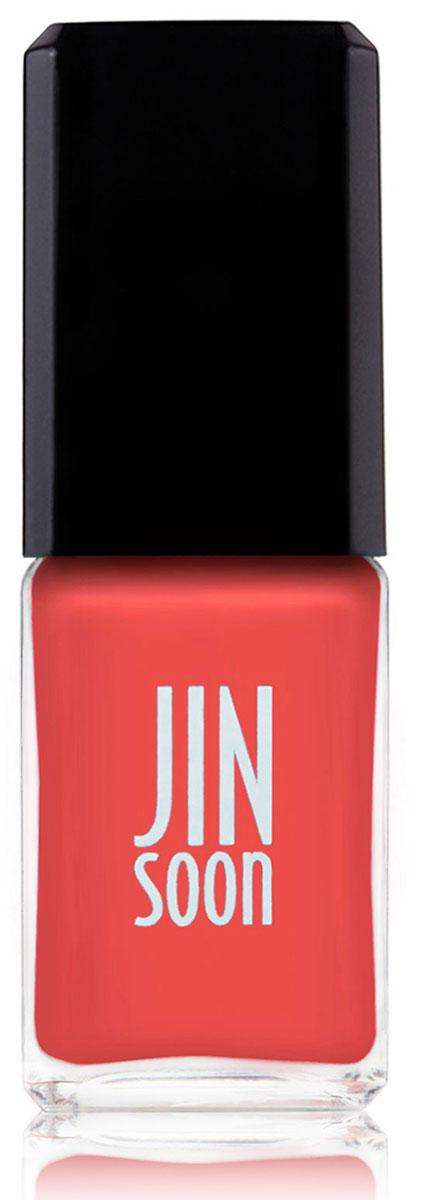 JINsoon Лак для ногтей №140 Enflammee 11 млJS140Лак для ногтей JINsoon Enflammee – оранжевый оттенок высокой плотности. Безопасная, здоровая формула big 5 free (не содержит формальдегид, толуэн, дибутилфталат, камфору и формальдегидные смолы), предотвращает повреждение ногтей и уменьшает воздействие потенциально вредных токсинов.
