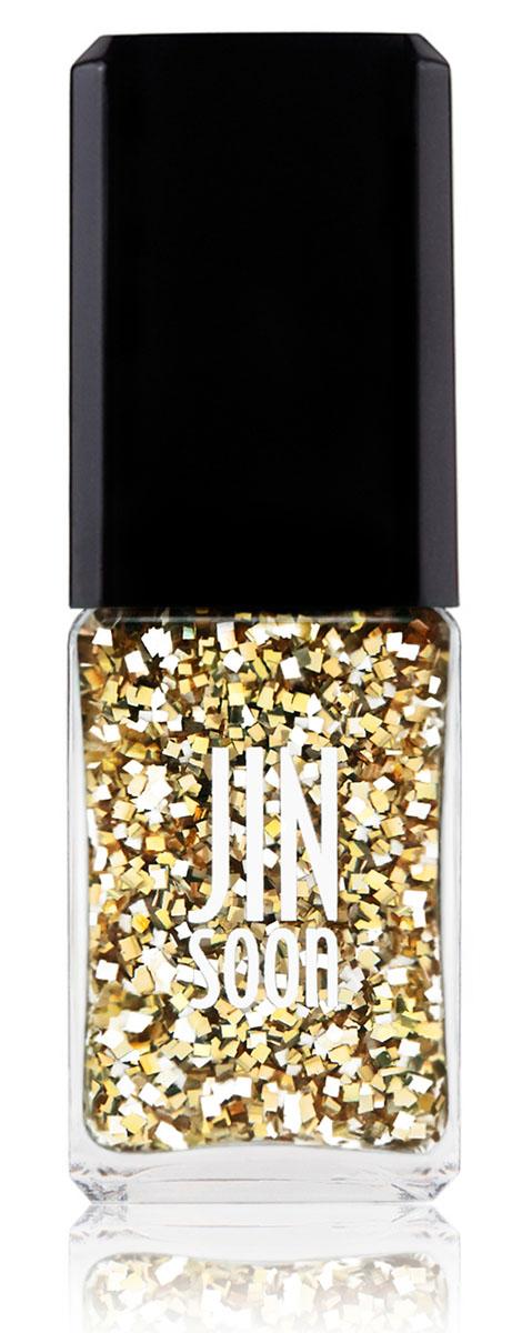 JINsoon Лак для ногтей №T106 Bijou 11 млJST106Лак для ногтей JINsoon Bijou – прозрачный лак с белыми и золотыми вкраплениями. Безопасная, здоровая формула big 5 free (не содержит формальдегид, толуэн, дибутилфталат, камфору и формальдегидные смолы), предотвращает повреждение ногтей и уменьшает воздействие потенциально вредных токсинов.