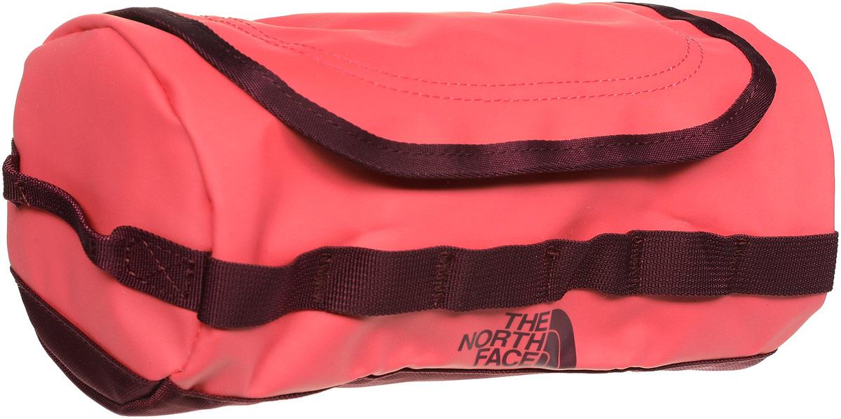 "Несессер дорожный The North Face ""Base Camp Travel Canister"", цвет: красный T0ASTPSCR"