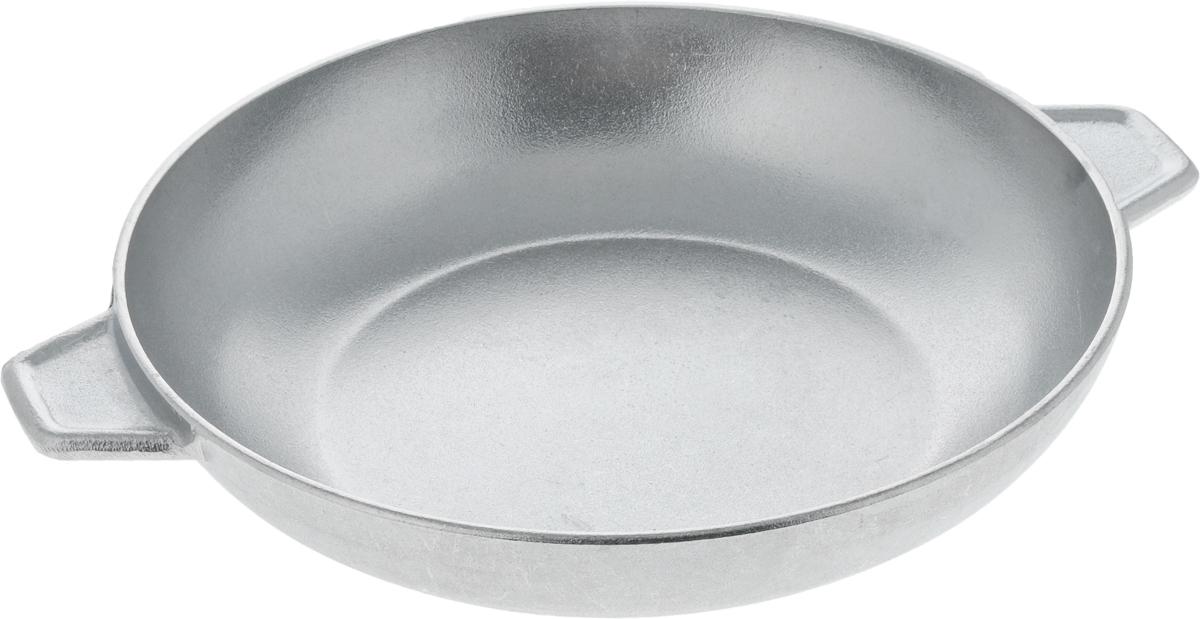 Сковорода Алита Б-08, диаметр 28 см13500Сковорода Алита Б-08 изготовлена из высококачественного литого алюминия. Изделие оснащено удобными ручками. > Подходит для использования для газовых и электрических плит. Можно мыть в посудомоечной машине. Диаметр сковороды (по верхнему краю): 28 см. Высота стенки: 6,5 см.