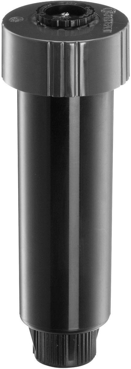 Дождеватель выдвижной Gardena, S 80. 01569-27.000.0001569-27.000.00Выдвижной дождеватель GARDENA S 80, входящий в систему дождевания GARDENA Sprinklersystem, прекрасно приспособлен для орошения небольших газонов площадью до 80 м2 и может сочетаться с другими выдвижными дождевателями S 80 или S 80/300 (арт. 1566-29) в пределах одного трубопровода. Дальность полива можно устанавливается в диапазоне от 2,5 до 5 м в соответствии с индивидуальной планировкой газона. Сектор полива регулируется с помощью головки дождевателя в диапазоне от 5 до 360°. Дождеватель позволяет орошать различные площади: от малого сектора до полного круга. Подача воды может быть полностью прекращена. Встроенный фильтр обеспечивает бесперебойное функционирование. Установка в трубопроводе дренажного клапана (арт. 2760-20) обеспечивает морозоустойчивость системы дождевания. Соединение осуществляется при помощи внутренней резьбы 1/2.