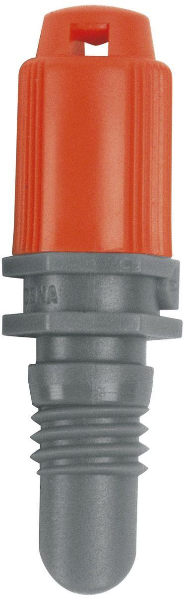 Микронасадка ленточная Gardena, 5 шт. 01370-29.000.0001370-29.000.00Микронасадка ленточная GARDENA является элементом системы микрокапельного полива GARDENA Micro-Drip-System и предназначена для полива длинных узких участков. Площадь полива около 0,6 м х 5,5 м. Повысить уровень расположения микронасадки можно с помощью надставки (арт. 1377-20). Дальность действия микронасадки также регулируется с помощью запорного крана (арт. 1374-20). В комплект поставки входят пять микронасадок.