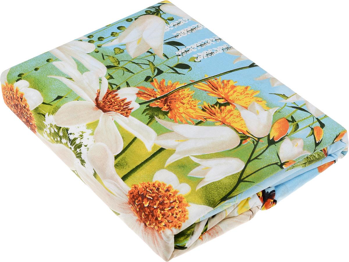 Комплект белья Letto Home Textile Солнечный день, 1,5-спальный, наволочки 70x70. В250-3В250-3Комплект постельного белья Letto Home Textile Солнечный день выполнен из высококачественной российской бязи - 100% хлопка. Комплект состоит из пододеяльника, простыни на резинке и двух наволочек. Постельное белье, оформленное цветочным принтом, имеет изысканный внешний вид. Пододеяльник застегивается на застежку-молнию, наволочка - на клапан. Благодаря такому комплекту постельного белья вы сможете создать атмосферу роскоши и романтики в вашей спальне. Плотность ткани: 125 гр/м.