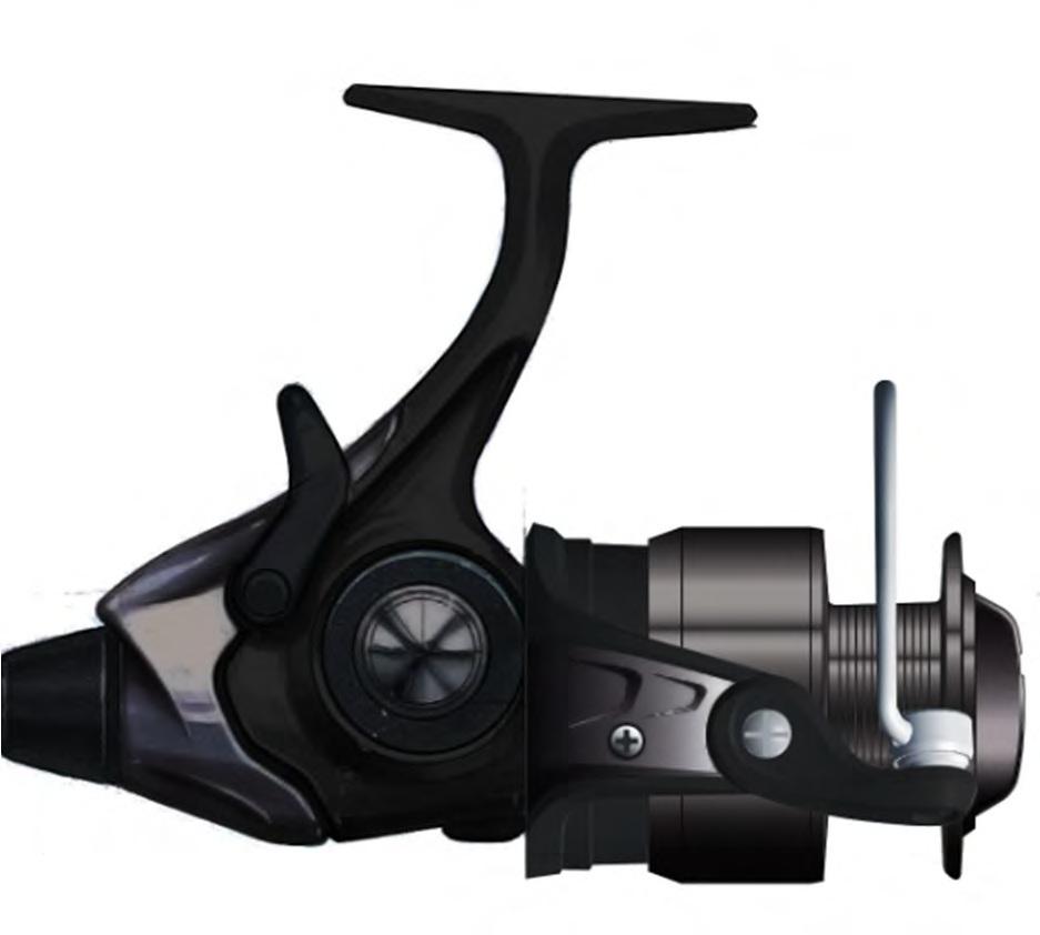Катушка безынерционная Daiwa Phantom BR 4500A61027Достоинство невысокий вес, удобная точеная ручка и идеальное качество компании Daiwa. Катушка Daiwa Phantom имеет систему привода Digigear, обеспечивающую ультрагладкое стартовое усилие.