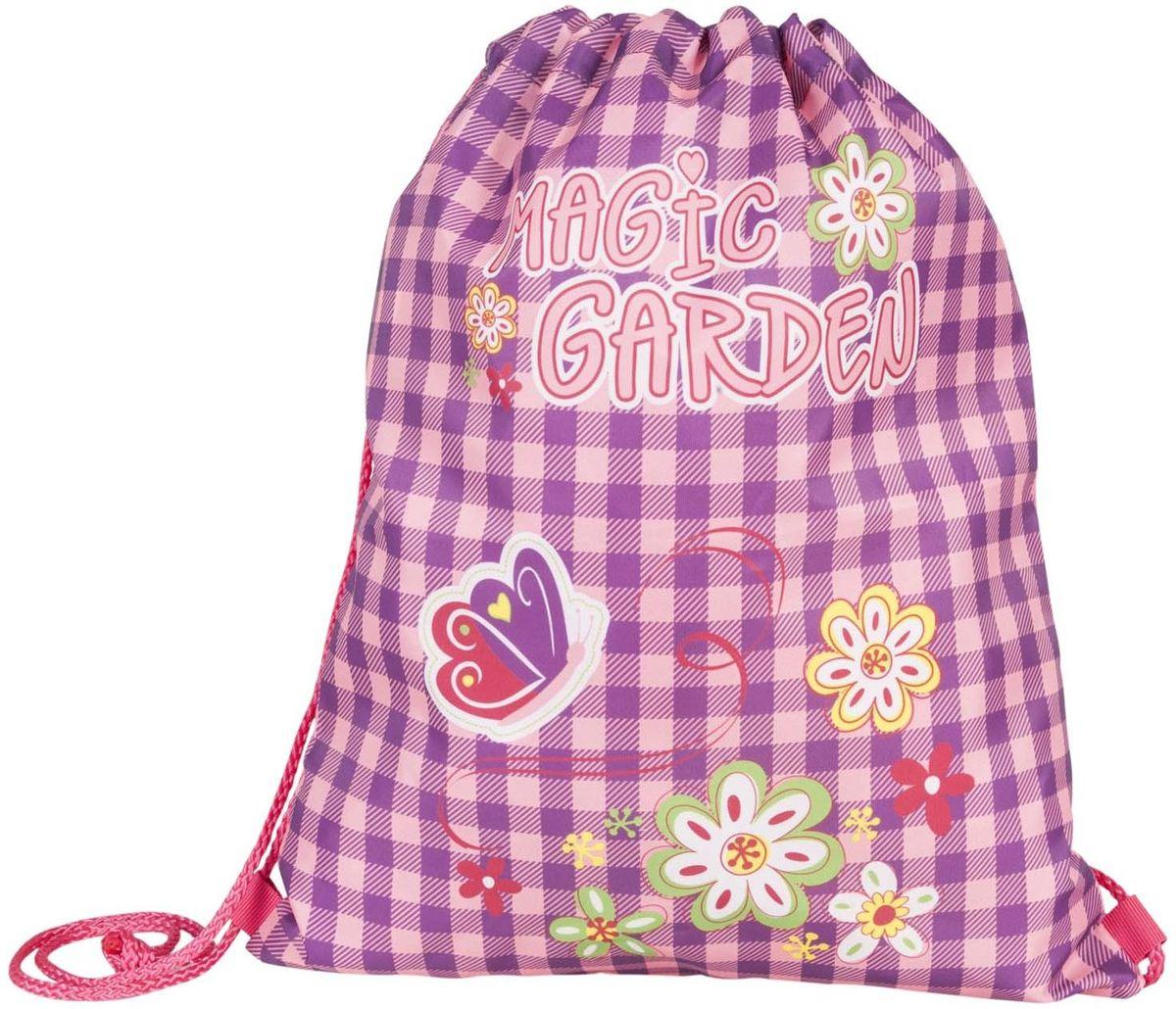 Target Collection Сумка для детской сменной обуви Волшебный сад 1793217932Сумка для переноски детской обуви, выполнена из плотного водостойкого материала, затягивается сверху шнурком и носится, как рюкзак.