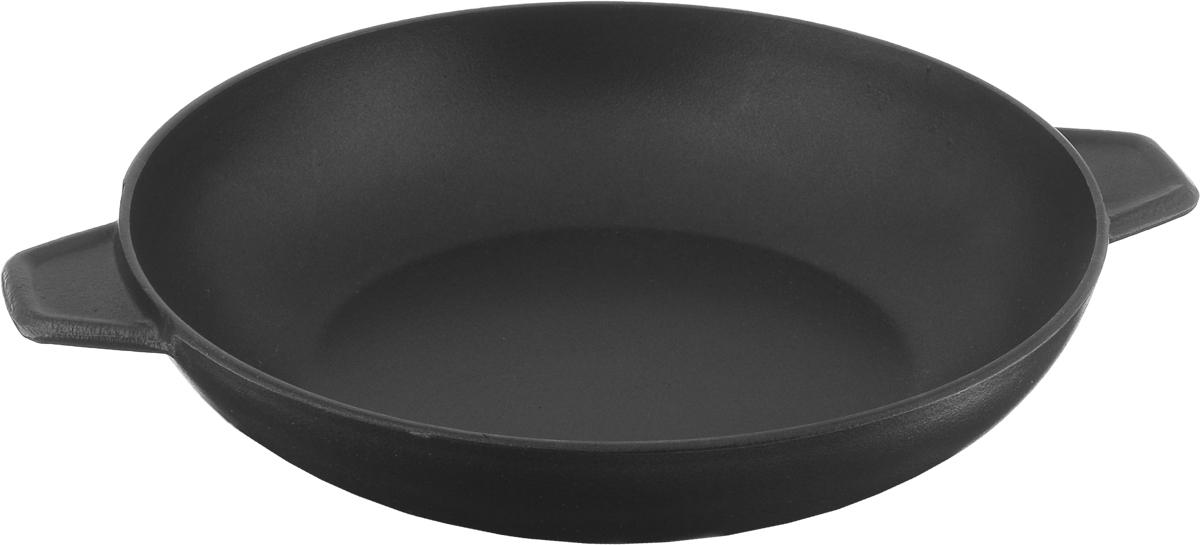 Сковорода Б-08 Алита, с антипригарным покрытием. Диаметр 28 см. 1350113501Сковорода Б-08 Алита с двумя литыми ручками изготовлена из литого алюминия с двусторонним антипригарным покрытием Ладофлон. Благодаря такому покрытию, пища не пригорает и не прилипает к стенкам, готовить можно с минимальным количеством масла и жиров. Гладкая поверхность обеспечивает легкость ухода за посудой. Толстостенная сковорода обеспечивает быстрое и равномерное распределение тепла по всей поверхности. При использовании такой сковороды стоит применять деревянные или пластиковые лопатки для сохранения антипригарной поверхности. Не рекомендуется оставлять сковородку на огне или варочной поверхности без содержимого на поверхости . Сковорода подходит для газовых, электрических и стеклокерамических плит. Диаметр сковороды (по верхнему краю): 28 см. Высота стенки: 5,5 см.
