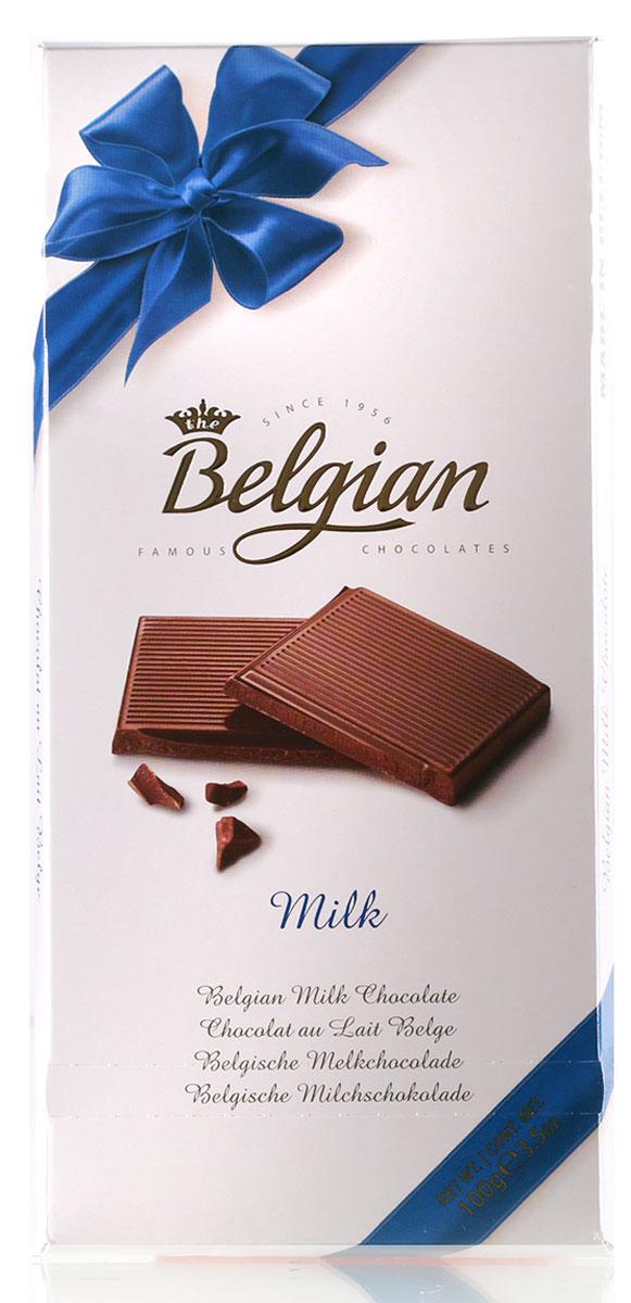 The Belgian Шоколад молочный, 100 г7.33.09Шоколад демонстрирует деликатный вкус с приятными оттенками какао и ванили. Шоколад хорошо сочетается с Тони Порт, подается к десертным, красным и белым винам, чашечке чая или кофе.