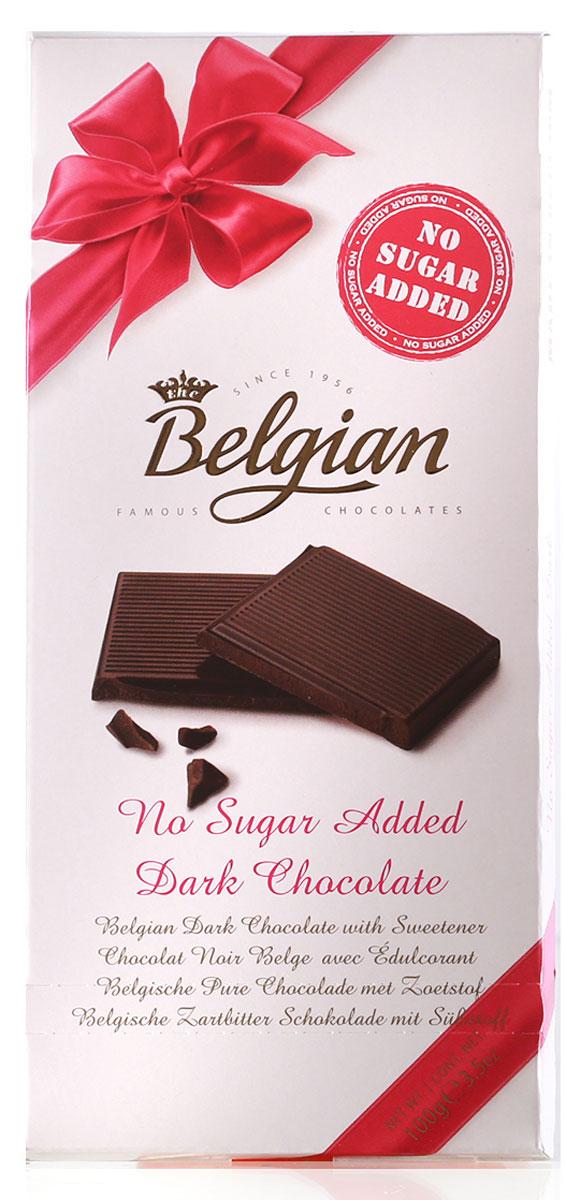 The Belgian Шоколад горький без сахара, 100 г7.33.07Шоколад демонстрирует деликатный вкус с приятными оттенками какао и ванили. Шоколад хорошо сочетается с Тони Порт, подается к десертным, красным и белым винам, чашечке чая или кофе.