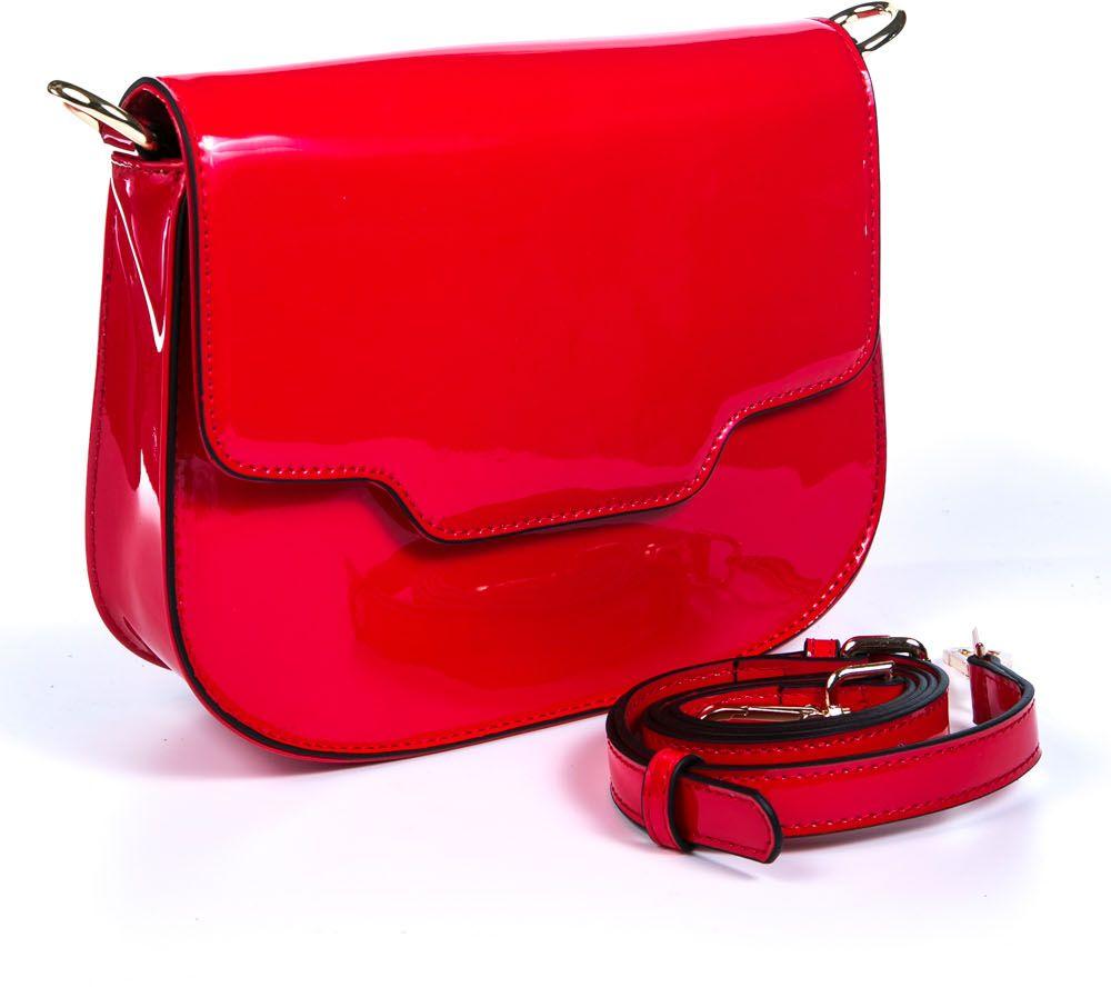 Сумка женская Milana, цвет: красный. 161651-2-745161651-2-745