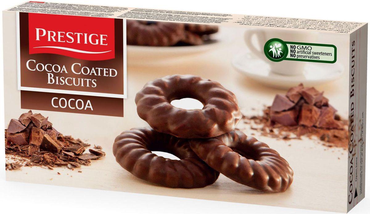 Prestige Печенье в какао глазури, 175 г 3.58.15