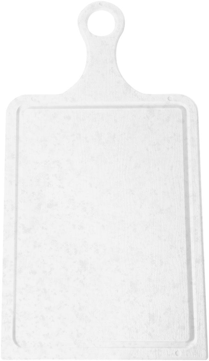 Доска разделочная Plastic Centre, цвет: мраморный, 35 х 19 см. ПЦ1493МРПЦ1493МРРазделочная доска может применяться для различных видов продуктов. Каждая доска снабжена желобком для стока жидкости для удобства применения. Доска не впитывает запахи, устойчива к воздействию ножом, благодаря чему изделие более долговечно. На кухне рекомендовано иметь несколько досок для различных видов продуктов: мяса, рыбы, хлеба и овощей.