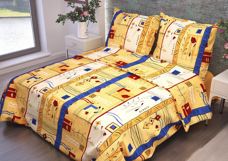 Комплект белья ROKO Стамбул, 1,5-спальный, наволочки 70х70, цвет: желтый, белый, синий115871Комплект белья ROKO состоит из простыни, пододеяльник и 2 наволочек. Для производства постельного белья используются экологичные ткани высочайшего качества. Бязь - хлопчатобумажная плотная ткань полотняного переплетения. Отличается прочностью и стойкостью к многочисленным стиркам. Бязь считается одной из наиболее подходящих тканей, для производства постельного белья и пользуется в России большим спросом.