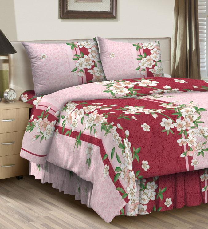 Комплект белья ROKO, 1,5-спальный, наволочки 70х70, цвет: красный115872Комплект белья ROKO состоит из простыни, пододеяльника и 2 наволочек. Для производства постельного белья используются экологичные ткани высочайшего качества. Бязь - хлопчатобумажная плотная ткань полотняного переплетения. Отличается прочностью и стойкостью к многочисленным стиркам. Бязь считается одной из наиболее подходящих тканей, для производства постельного белья и пользуется в России большим спросом.