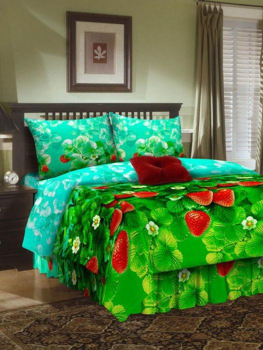 Комплект белья ROKO, 2-спальный, наволочки 70х70, цвет: зеленый, голубой115890Комплект белья ROKO состоит из простыни, пододеяльника и 2 наволочек. Для производства постельного белья используются экологичные ткани высочайшего качества. Бязь - хлопчатобумажная плотная ткань полотняного переплетения. Отличается прочностью и стойкостью к многочисленным стиркам. Бязь считается одной из наиболее подходящих тканей, для производства постельного белья и пользуется в России большим спросом.