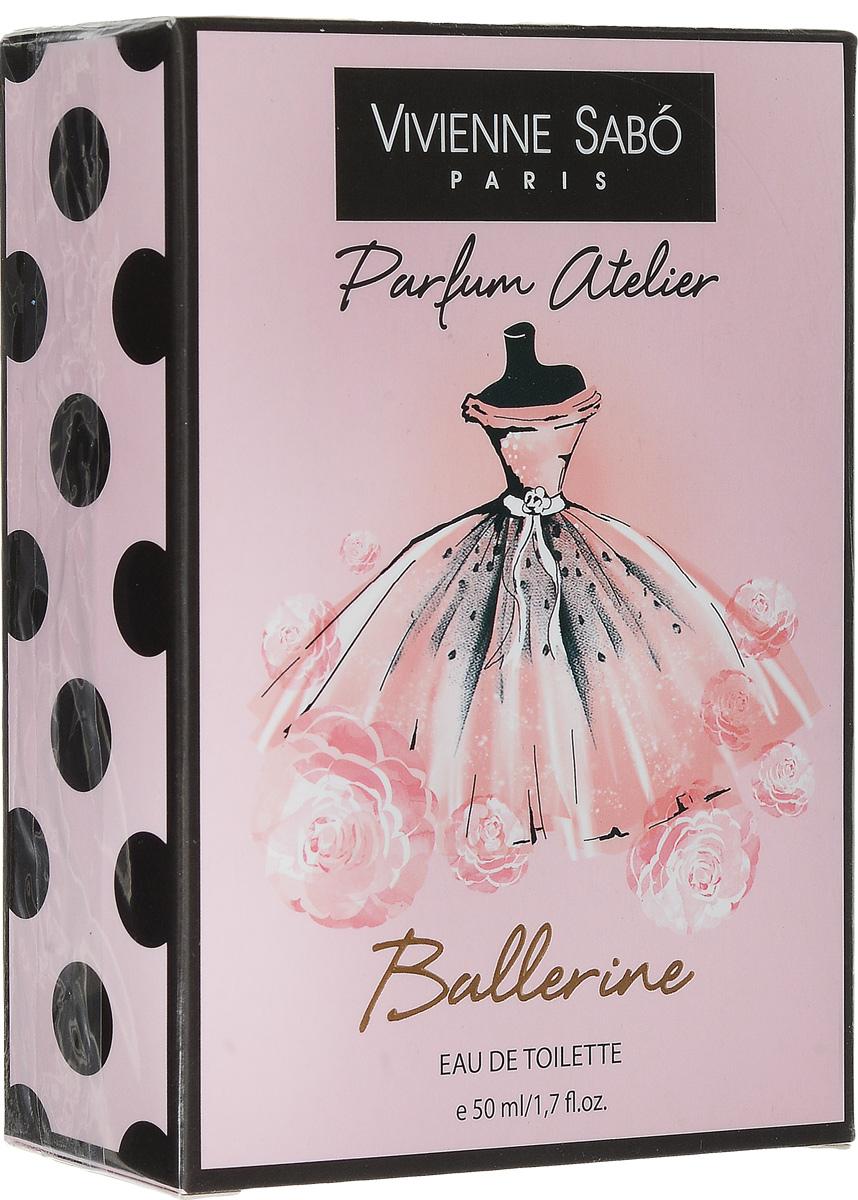 """Vivienne Sabo Женская туалетная вода Eau de toilette """"Ballerine"""", 50 мл d2152500007"""