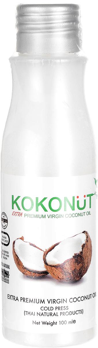 Coconut Масло кокосовое Экстра Премиум 100%, 100 мл.48Является природным источником лауриновой кислоты и витамина Е, которые придают бархатистость коже и шелковистость волосам. Этот продукт экстра - класса получен путем холодного отжима, не содержит никаких добавок и может использоваться не только как косметическое средство, но и в качестве добавки в пищу. Cостав: 100 % кокосовое масло. Применение: небольшое количество масла нанесите на кожу после душа. Легко впитывается, прекрасно увлажняет, не оставляет следов на одежде. Обладает антибактериальными свойствами. Может быть использован как масло для волос.