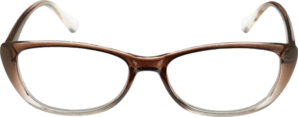 Proffi Home Очки корригирующие (для чтения) 3422 Oscar -2.00, цвет: коричневый