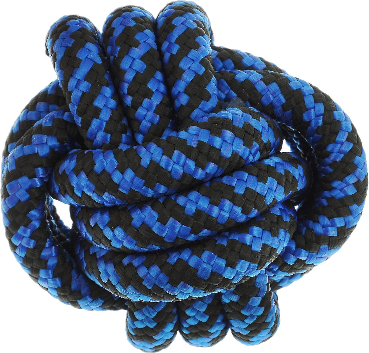 Игрушка для собак Zoobaloo Кулак обезьяны, цвет: синий, серый, диаметр 10 см435_синий, серыйИгрушка для собак Zoobaloo Кулак обезьяны изготовлена из экологически чистых материалов. Изделие очень твердое и прочное и может выдержать много часов игры. Это идеальная игрушка для бросков. Она обязательно понравится тем собакам, которые любят носить игрушки в зубах, и станет отличной заменой косточке. Диаметр игрушки: 10 см.