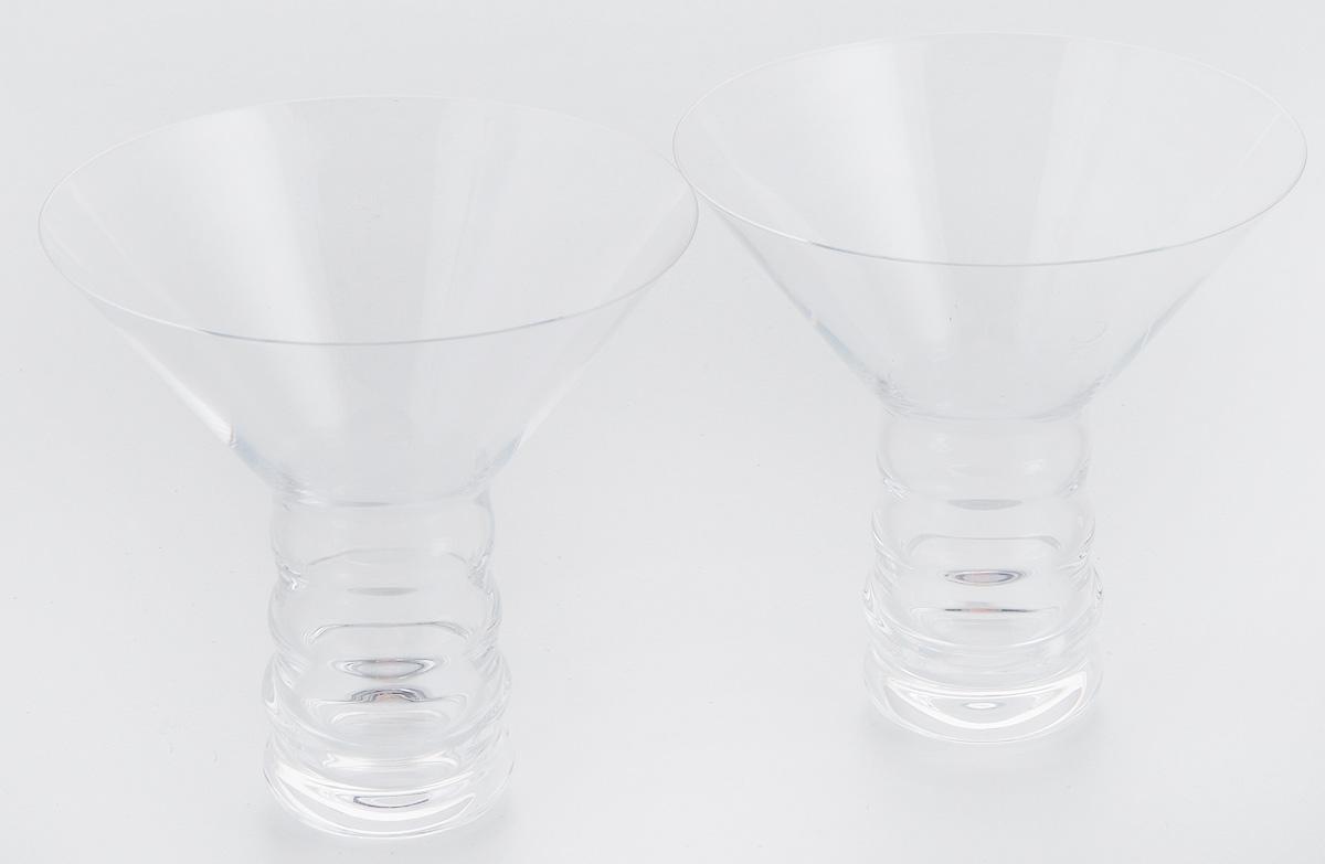 Набор фужеров Riedel Martini, 280 мл, 2 шт414/77Набор Riedel Martini состоит из двух фужеров, выполненных из прочного стекла. Фужеры предназначены для подачи коктейлей. Они сочетают в себе элегантный дизайн и функциональность. Благодаря такому набору пить напитки будет еще вкуснее. Набор фужеров Riedel Martini прекрасно оформит праздничный стол и создаст приятную атмосферу за романтическим ужином. Такой набор также станет хорошим подарком к любому случаю. Диаметр фужера (по верхнему краю): 11,7 см. Высота фужера: 11 см.