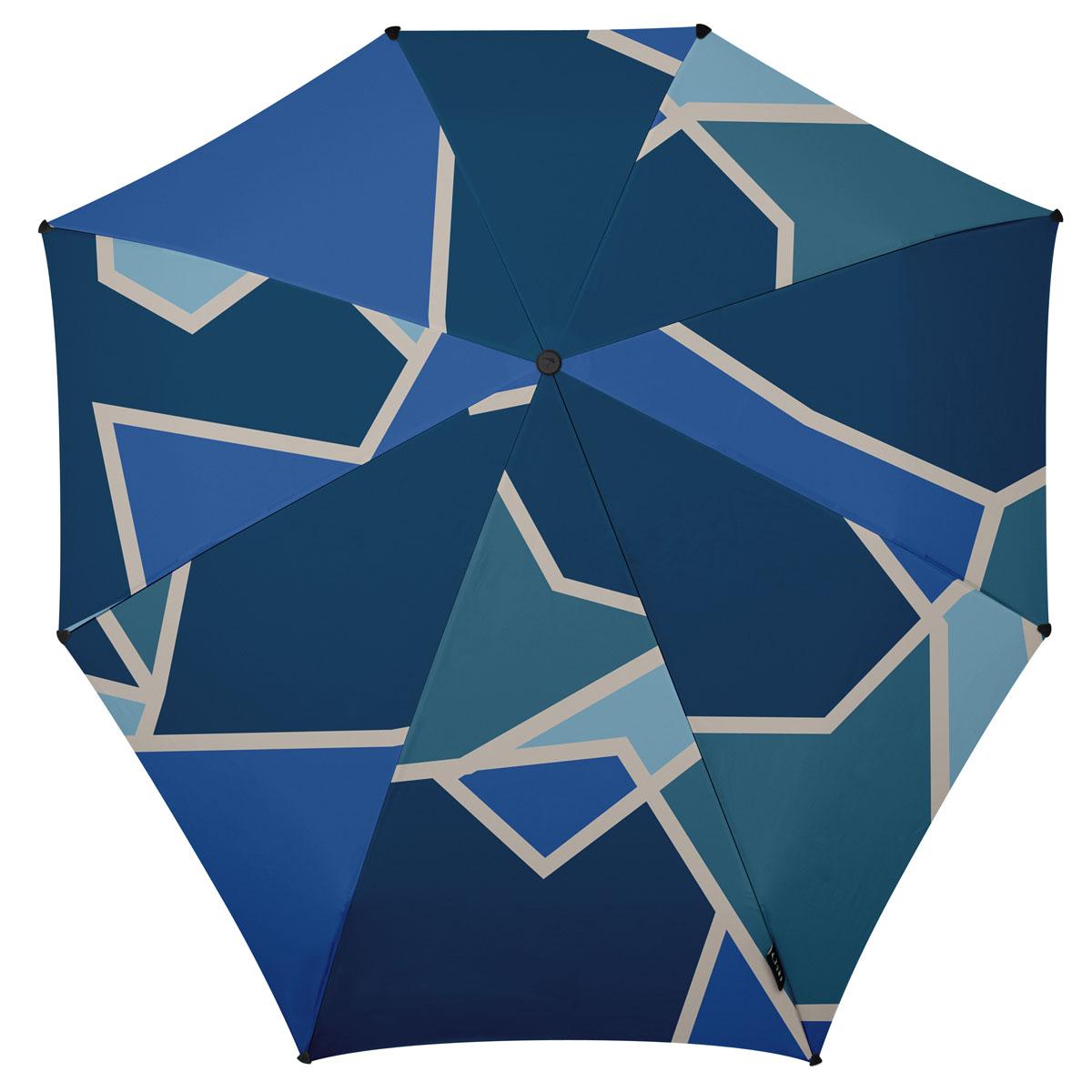 Зонт Senz, цвет: мультиколор. 10210451021045Инновационный противоштормовый зонт, выдерживающий любую непогоду. Входит в коллекцию global playground, разработанную в соответствии с современными течениями fashion-индустрии. Вдохновением для дизайнеров стали улицы городов по всему земному шару. На новых принтах вы встретите уникальный микс всего, что мы открываем для себя во время путешествий: разнообразие оттенков, цветов, теней, линий и форм. Зонт Senz отлично дополнит образ, подчеркнет индивидуальность и вкус своего обладателя. Легкий, компактный и прочный он открывается и закрывается нажатием на кнопку. Закрывает спину от дождя, а благодаря своей усовершенствованной конструкции, зонт не выворачивается наизнанку даже при сильном ветре. Модель Senz automatic выдержала испытания в аэротрубе со скоростью ветра 80 км/ч. - тип — автомат - три сложения - выдерживает порывы ветра до 80 км/ч - УФ-защита 50+ - эргономичная ручка - безопасные колпачки на кончиках спиц - в...