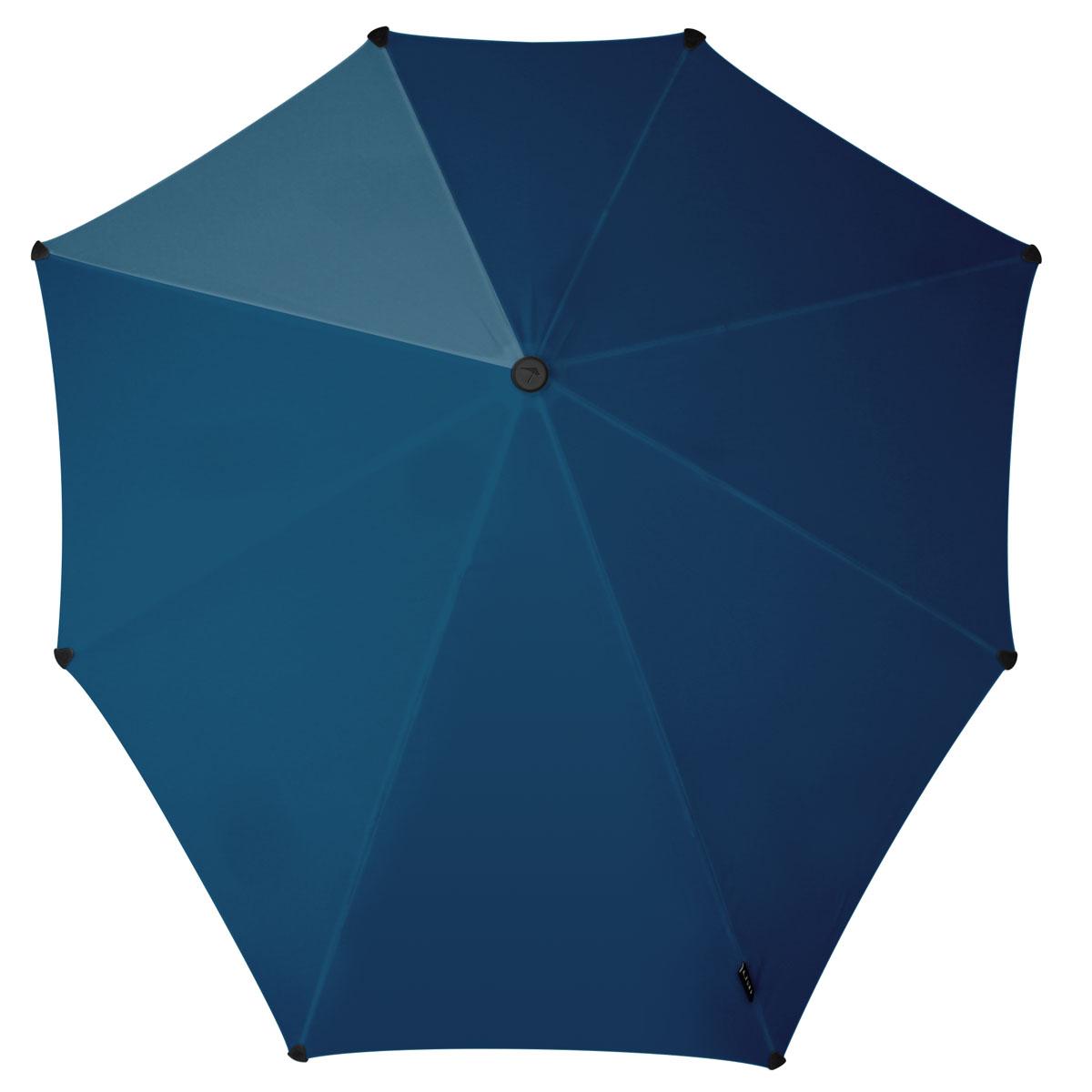 Зонт-трость Senz, цвет: темно-синий. 20110812011081Инновационный противоштормовый зонт, выдерживающий любую непогоду. Входит в коллекцию global playground, разработанную в соответствии с современными течениями fashion-индустрии. Вдохновением для дизайнеров стали улицы городов по всему земному шару. На новых принтах вы встретите уникальный микс всего, что мы открываем для себя во время путешествий: разнообразие оттенков, цветов, теней, линий и форм. Зонт Senz отлично дополнит образ, подчеркнет индивидуальность и вкус своего обладателя. Форма купола продумана так, что вы легко найдете самое удобное положение на ветру – без паники и без борьбы со стихией. Закрывает спину от дождя. Благодаря своей усовершенствованной конструкции, зонт не выворачивается наизнанку даже при сильном ветре. Модель Senz Original выдержала испытания в аэротрубе со скоростью ветра 100 км/ч. Характеристики: - тип — трость - выдерживает порывы ветра до 100 км/ч - УФ-защита 50+ - удобная мягкая ручка - безопасные...