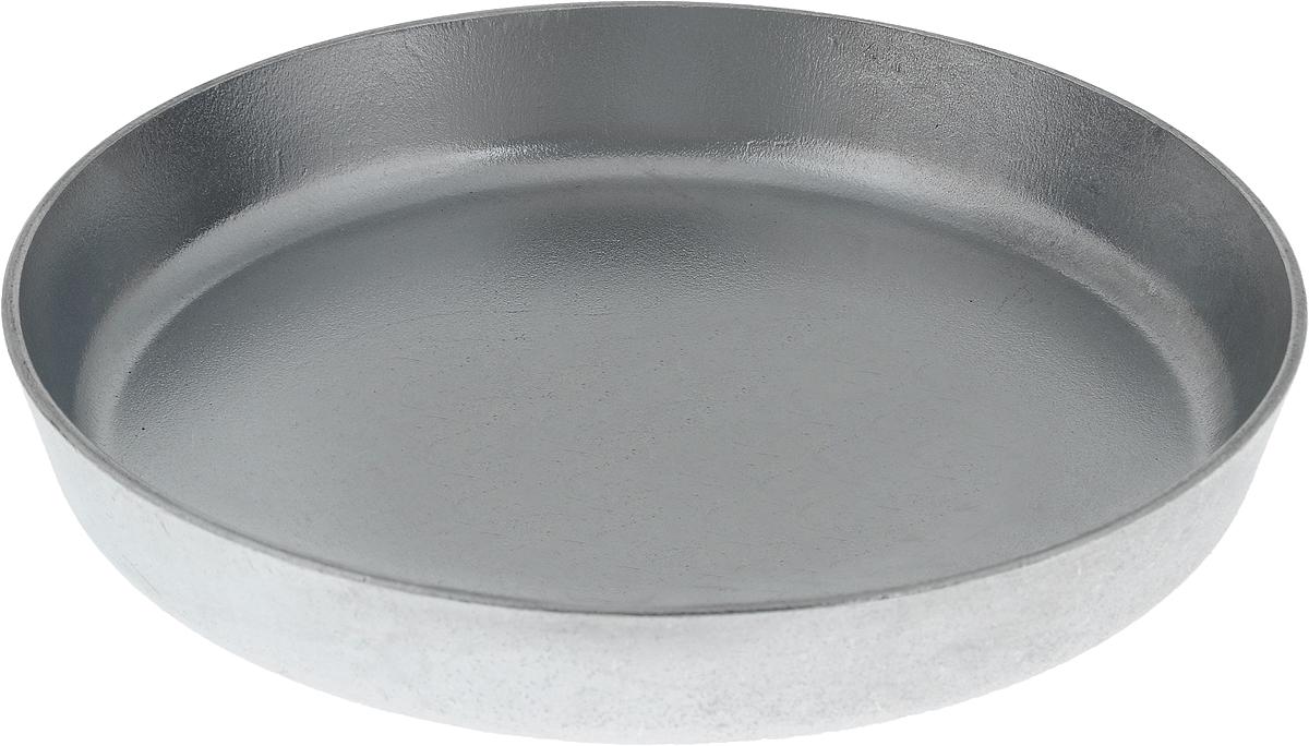 Сковорода Алита Дарья без ручки, с антипригарным покрытием. Диаметр 24 см13700Сковорода Алита Дарья без ручки изготовлена из литого алюминиевого сплава AK5M2П с двухсторонним антипригарным покрытием. Благодаря такому покрытию, пища не пригорает и не прилипает к стенкам, готовить можно с минимальным количеством масла и жиров. Такая сковорода прекрасно подходит для приготовления повседневных блюд. Гладкая поверхность обеспечивает легкость ухода за посудой. Сковорода подходит для духовки, а также для газовых, электрических и стеклокерамических плит. Диаметр сковороды (по верхнему краю): 24 см. Высота стенки: 3,5 см.