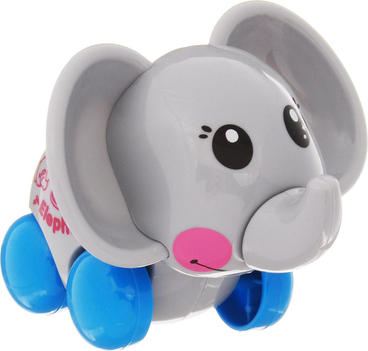 Mommy Love Заводная игрушка Шустрик Слоненок