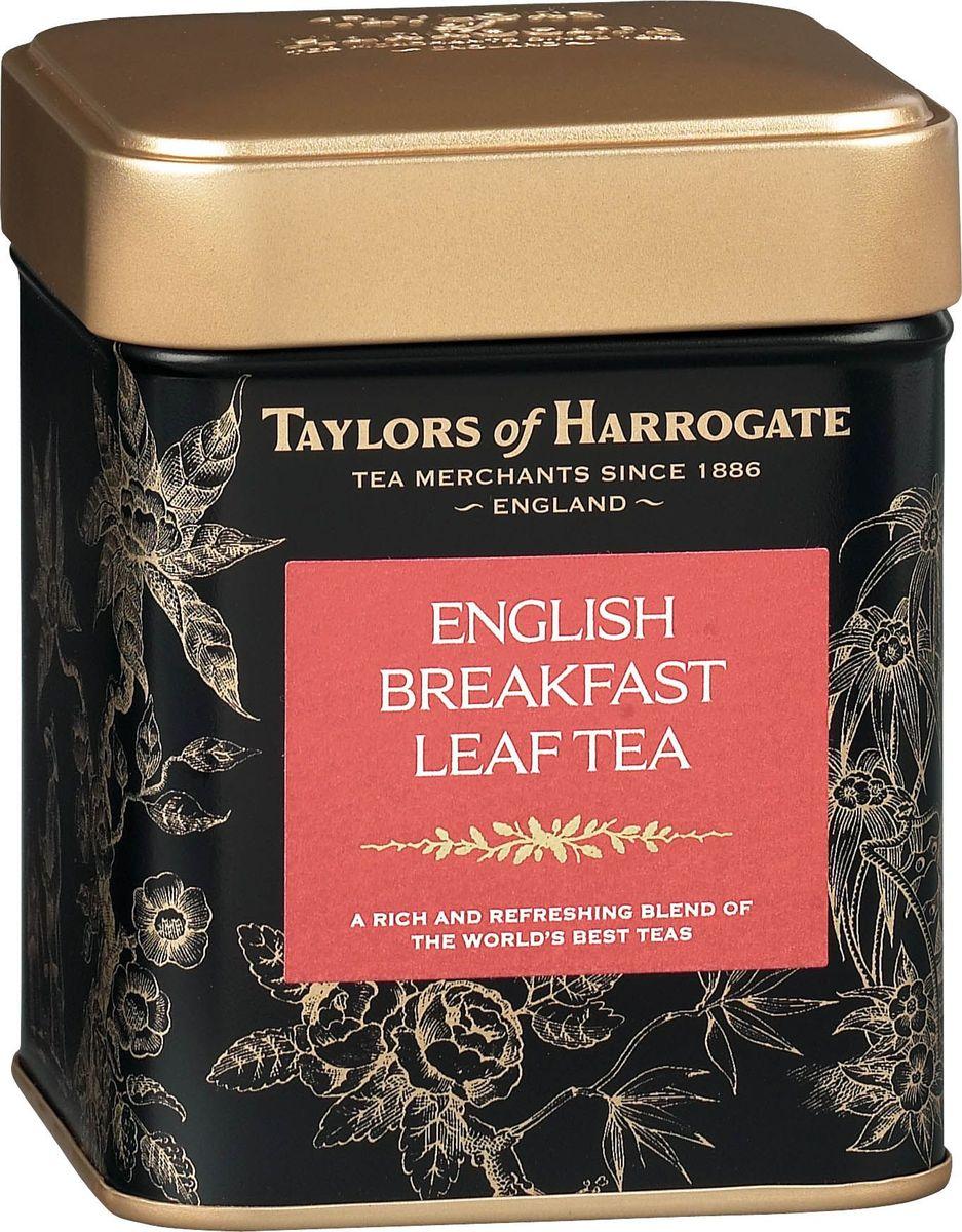Taylors of Harrogate Английский завтрак чай черный листовой, 125 г292235Бодрящий освежающий чай высочайшего качества, приготовленный по традиционному рецепту. Рецепт изготовления чая «Английский завтрак» совершенствовался на протяжении долгого времени. Для получения бодрящего чая с глубоким насыщенным цветом мы отбираем лучшие чайные листочки с предгорий Африки и Шри-Ланки. Утонченный аристократический вкус чая «Английский завтрак» дает представление об истинно Английском чае. Способ приготовления: для приготовления этого восхитительного напитка засыпьте в хорошо прогретый заварной чайник листья чая «Английский завтрак», из расчета 1 ч. л. на человека плюс еще одна на сам чайник, и залейте только что вскипяченной водой. Настаивайте в течение 4-5 минут. При подаче на стол можно добавить молока. Состав: чай черный.