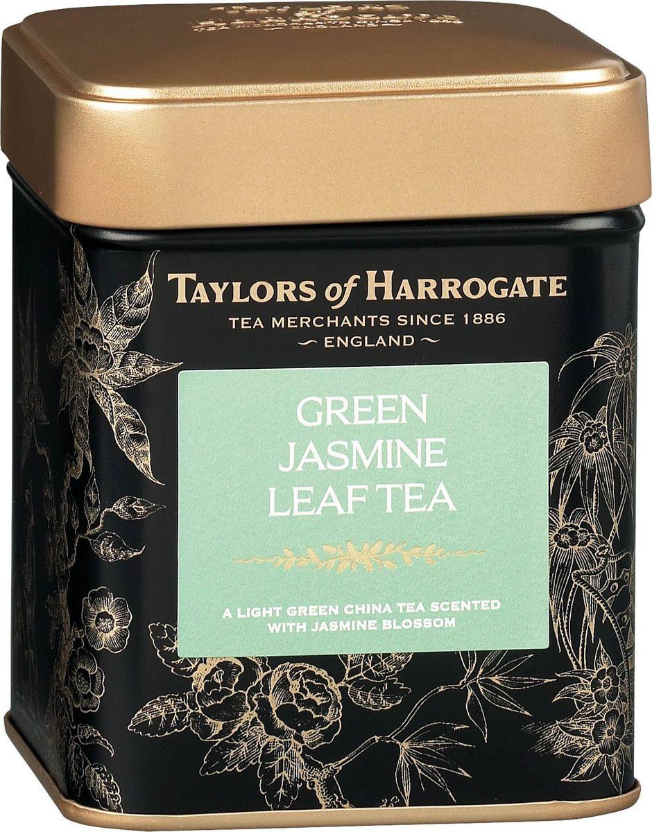 Taylors of Harrogate чай зеленый листовой с жасмином, 125 г292241Нежный аромат жасмина подчеркивает изысканную легкость зеленого чая. В сумерках, когда раскрывающиеся цветки жасмина наполняют воздух своим чарующим ароматом, наступает момент наивысшего чайного волшебства. Именно в этот миг - со времен династии Сонг (IX век) - китайские мастера подмешивают благоухающие цветки жасмина в свежесобранные листья чая. Нежный цветочный аромат медленно проникает в каждый чайный листочек, придавая неповторимые оттенки утонченной легкости зеленого чая. Состав: зеленый чай, цветки жасмина. Способ приготовления: для приготовления этого восхитительного напитка засыпьте в хорошо прогретый заварной чайник листья зеленого чая «С ЦВЕТКАМИ ЖАСМИНА», из расчета 1 ч. л. на человека плюс еще одна на сам чайник, и залейте только что вскипяченной водой. Настаивайте в течение 2-3 минут. При необходимости можно подливать горячую воду.