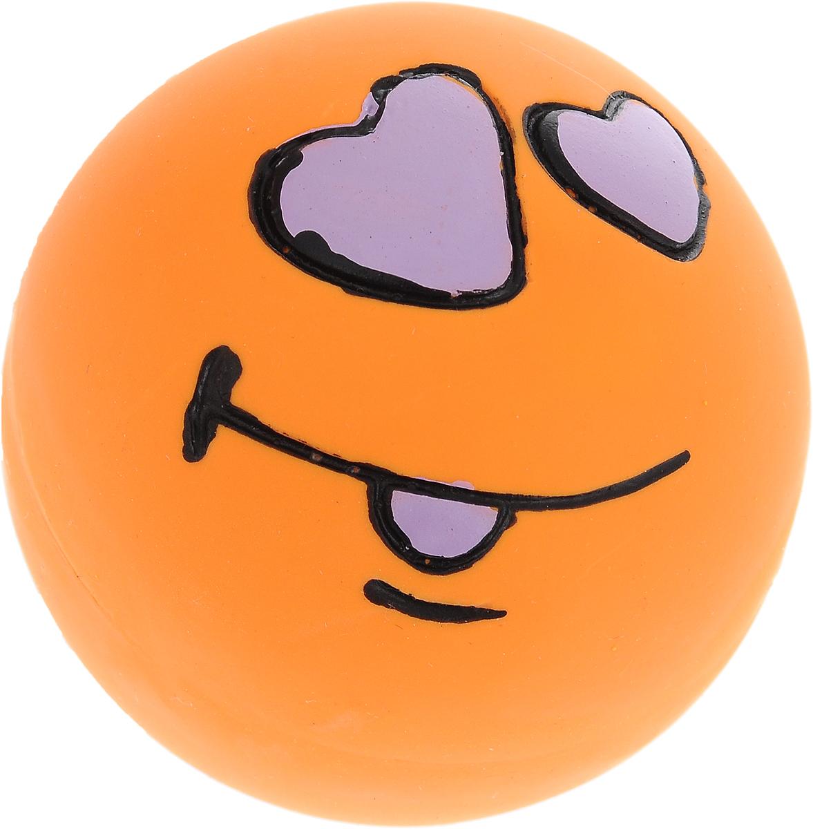 Игрушка для собак Dezzie Мяч №1, 6 см5620119Очаровательная игрушка обеспечит досуг собаке и не позволит ей скучать. Она безопасна для здоровья животного. Латекс не твердеет под действием желудочного сока, поэтому игрушку можно смело покупать даже самым маленьким щенкам.