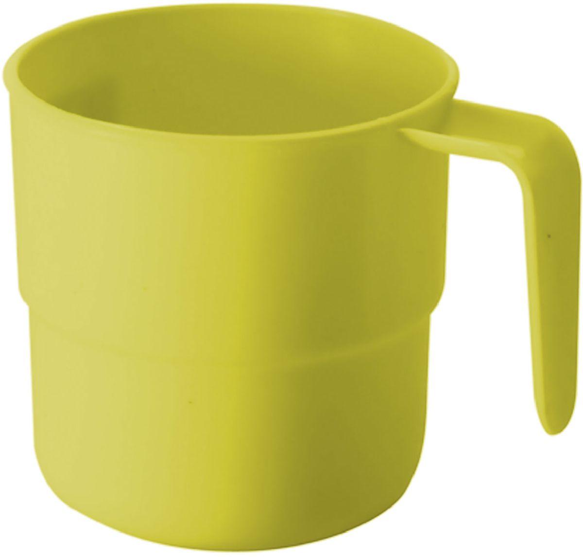 Кружка Plastic Centre, цвет: желтый, 0,25 лПЦ1430ЛМНКружка кемпинговая прекрасно подойдет для дачи, пикника или поездки в поезде. Легкую кружку удобно взять с собой на природу. Яркие цвета и привлекательный дизайн создадут уютную атмосферу и дополнят интерьер дачи. Прочный пластик подходит для многократного использования. Объем 0,25 л.