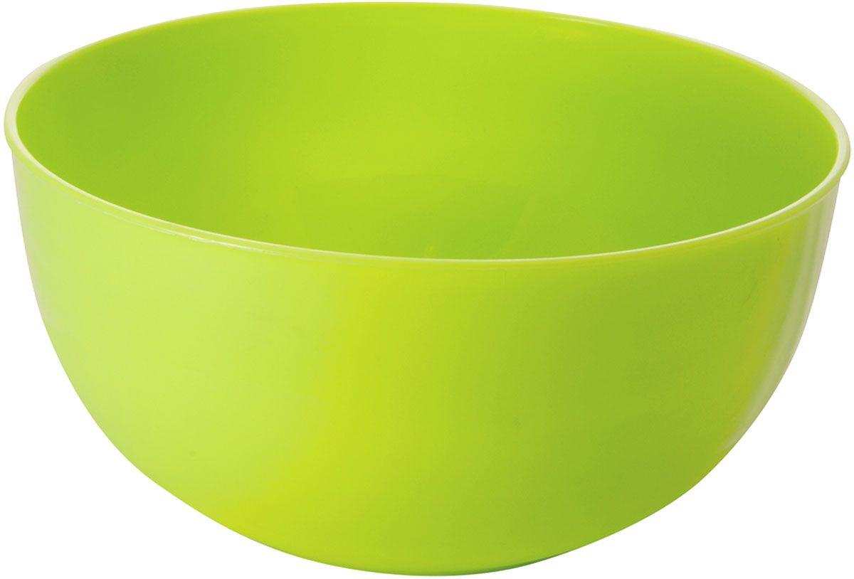 Салатник Plastic Centre Galaxy, цвет: светло-зеленый, 0,55 лПЦ1851ЛМНаш многофункциональный салатник прекрасно подходит как для приготовления, так и для подачи различных блюд на стол. Лаконичный дизайн впишется в любую обстановку кухни.