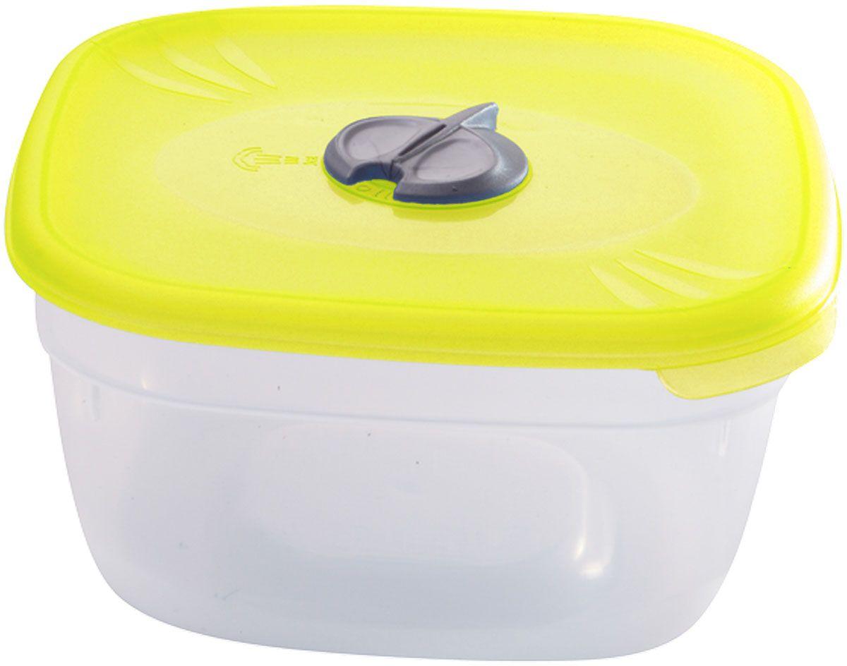 Емкость для СВЧ Plastic Centre, с паровыпускным клапаном, цвет: желтый, прозрачный, 0,5 лПЦ2211ЛМНМногофункциональная емкость для хранения различных продуктов, разогрева пищи, замораживания ягод и овощей в морозильной камере и т.п. При хранении продуктов емкости можно ставить одну на другую, сохраняя полезную площадь холодильника или морозильной камеры. Широкий ассортимент цветов удовлетворит любой вкус и потребности.