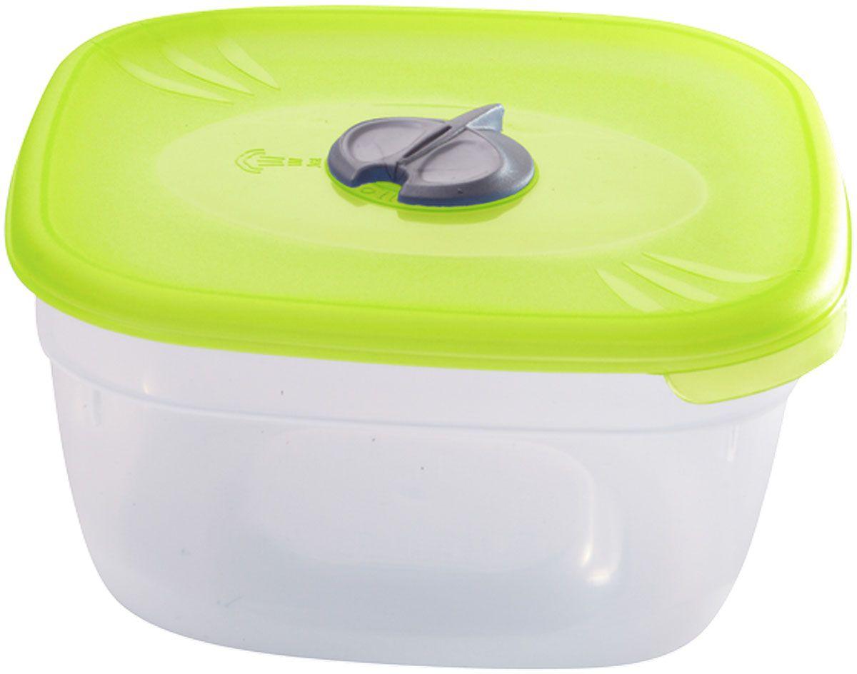 Емкость для СВЧ Plastic Centre, с паровыпускным клапаном, цвет: светло-зеленый, прозрачный, 1 лПЦ2212ЛММногофункциональная емкость для хранения различных продуктов, разогрева пищи, замораживания ягод и овощей в морозильной камере и т.п. При хранении продуктов емкости можно ставить одну на другую, сохраняя полезную площадь холодильника или морозильной камеры. Широкий ассортимент цветов удовлетворит любой вкус и потребности.