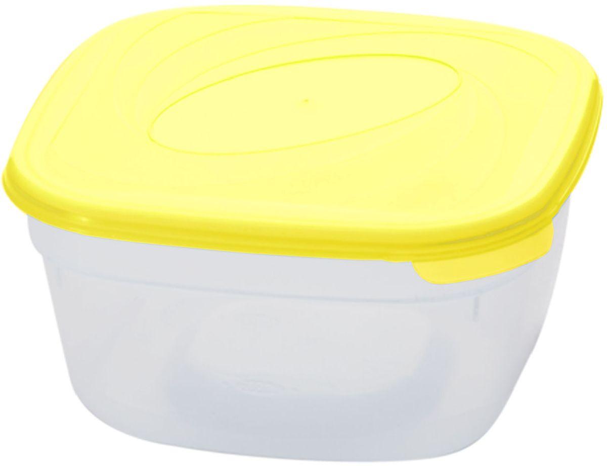 Емкость для СВЧ Plastic Centre Galaxy, цвет: желтый, прозрачный, 2 лПЦ2218ЛМНМногофункциональная емкость для хранения различных продуктов, разогрева пищи, замораживания ягод и овощей в морозильной камере и т.п. При хранении продуктов емкости можно ставить одну на другую, сохраняя полезную площадь холодильника или морозильной камеры. Широкий ассортимент цветов удовлетворит любой вкус и потребности.