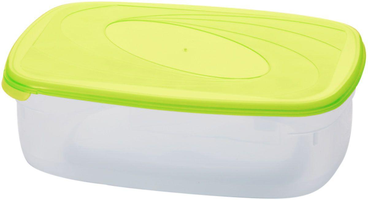 Емкость для СВЧ Plastic Centre Galaxy, цвет: светло-зеленый, прозрачный, 1,6 лПЦ2222ЛММногофункциональная емкость для хранения различных продуктов, разогрева пищи, замораживания ягод и овощей в морозильной камере и т.п. При хранении продуктов емкости можно ставить одну на другую, сохраняя полезную площадь холодильника или морозильной камеры. Широкий ассортимент цветов удовлетворит любой вкус и потребности.