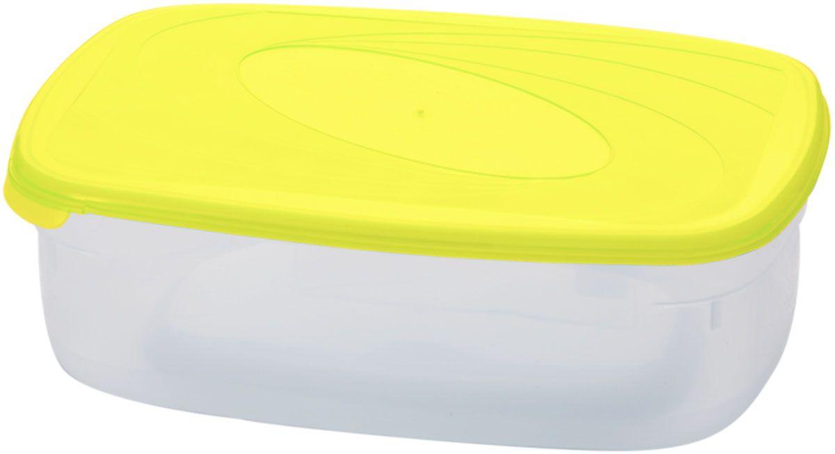 Емкость для СВЧ Plastic Centre Galaxy, цвет: желтый, прозрачный, 1,6 лПЦ2222ЛМНМногофункциональная емкость для хранения различных продуктов, разогрева пищи, замораживания ягод и овощей в морозильной камере и т.п. При хранении продуктов емкости можно ставить одну на другую, сохраняя полезную площадь холодильника или морозильной камеры. Широкий ассортимент цветов удовлетворит любой вкус и потребности.