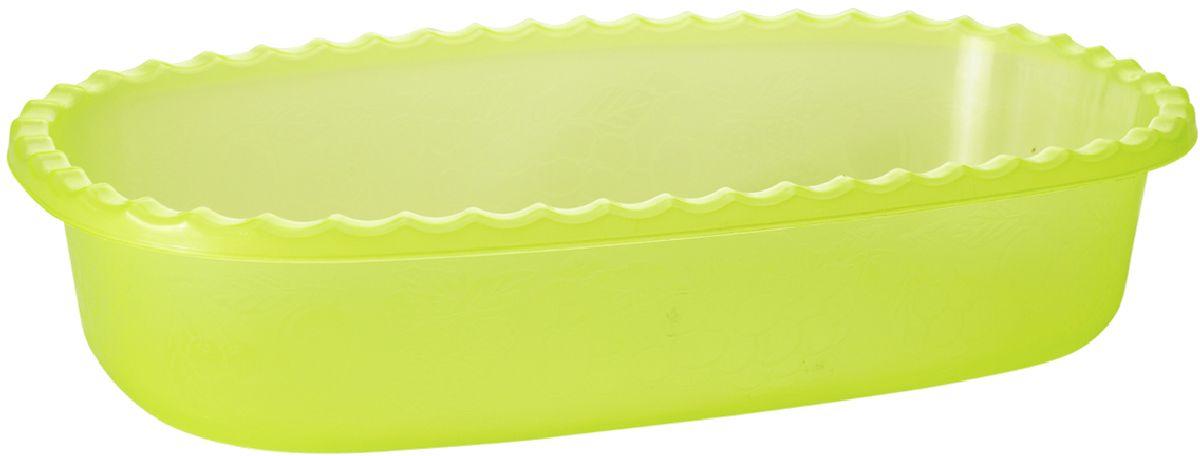 Судок Plastic Centre Фазенда, цвет: светло-зеленый, 2,7 лПЦ2324ЗЛПРНаш многофункциональный судок прекрасно подходит для подачи различных блюд. Классический дизайн судка украсит даже праздничный стол.