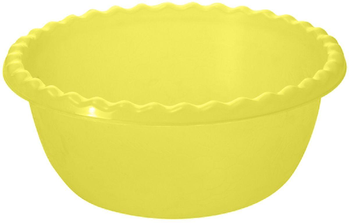 Миска Plastic Centre Фазенда, цвет: желтый, 6 лПЦ2340ЖТПРНаш многофункциональный салатник прекрасно подходит как для приготовления, так и для подачи различных блюд на стол. Классический дизайн порадует хозяйку.