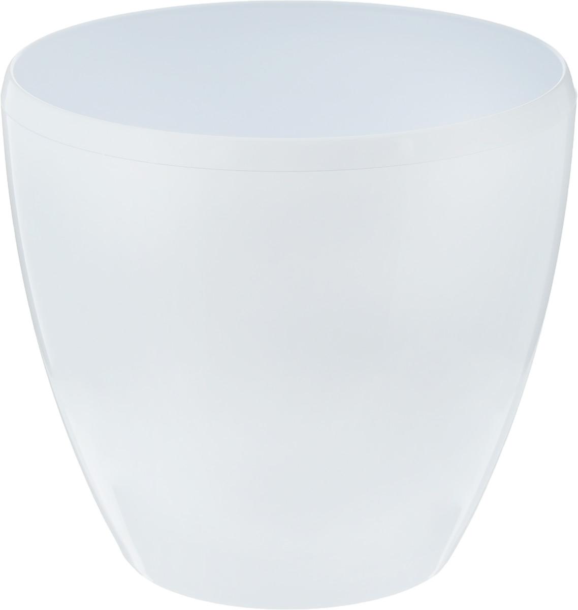 Горшок цветочный Santino Deco Twin, с системой автополива, цвет: белый, 4 лДЕК 4 БЕЛГоршок цветочный Santino Decotwin изготовлен из прочного пластика. Изделие предназначено для выращивания цветов и других растений в домашних условиях. Горшок снабжен системой автополива, которая гарантирует здоровье ваших цветов. Автополив значительно экономит время, так как не нужно изо дня в день поливать цветы. Кроме того, цветы всегда будут обеспечены влагой, если вы забыли их полить. Благодаря тому, что вода не застаивается, корни растут здоровыми. Такой горшок порадует вас изысканным дизайном и функциональностью, а также оригинально украсит интерьер помещения. Диаметр горшка (по верхнему краю): 20 см. Высота горшка: 17,5 см. Объем горшка: 4 л.