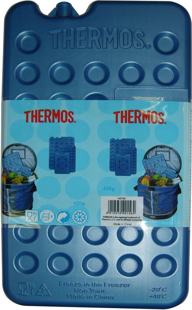 Аккумулятор холода Thermos Freezing Board, цвет: синий, 1 шт, 400 г401564Аккумуляторы холода Freeze Board увеличивают время сохранения температуры продуктов. Рассчитаны на многократное использование, легко моются, изготовлены из экологически чистых материалов. Представлены в темно-синих плоских брикетах из полипропилена. Для поддержания режима холод необходимо: брикеты поместить в морозильную камеру на 6-8 часов, затем поместить в сумку охлажденные продукты и аккумуляторы.