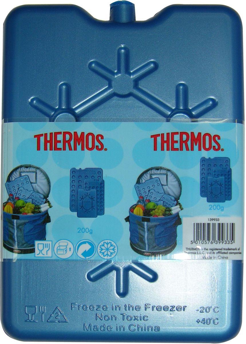 "Аккумулятор холода Thermos ""Freezing Board"", цвет: синий, 1 шт, 200 г 399335"